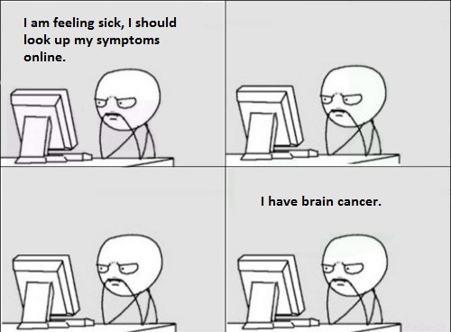 The Mistake Of Looking Symptoms Up Online